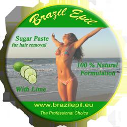 sugar paste circle label b w bevel